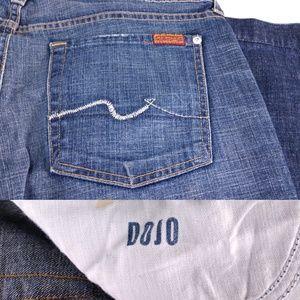 7FAM Dojo Flare Jeans